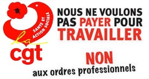 Inscription A L Ordre Infirmier C Est Toujours Non Cgt Chu